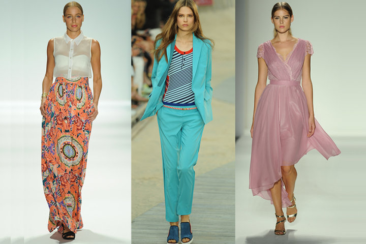Trendy wiosna / lato 2014