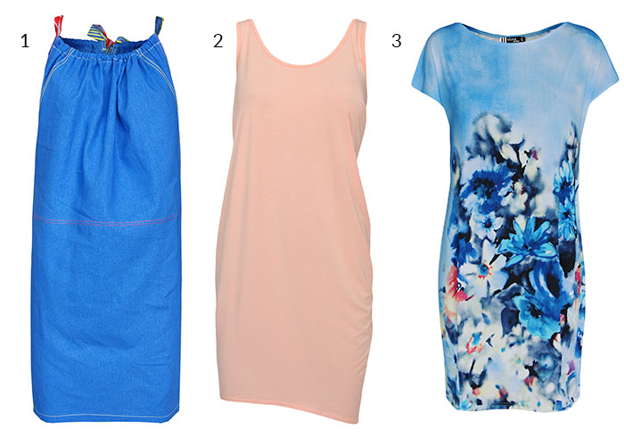 Sukienki Click na lato
