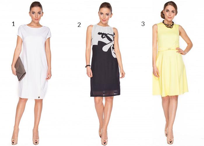 Sukienki eleganckie Click
