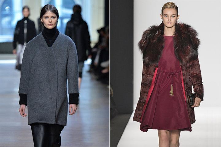 Kurtka, czy płaszcz?