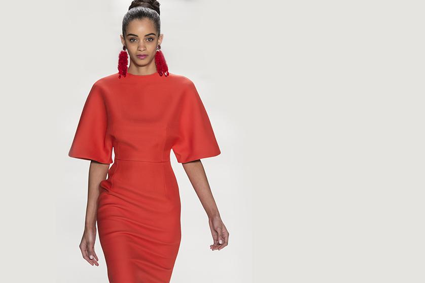 f7069d992b Pełna kobiecości czerwona sukienka - Blog o modzie