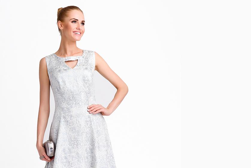 9893f6110c Sukienki dla świadkowej - Blog o modzie