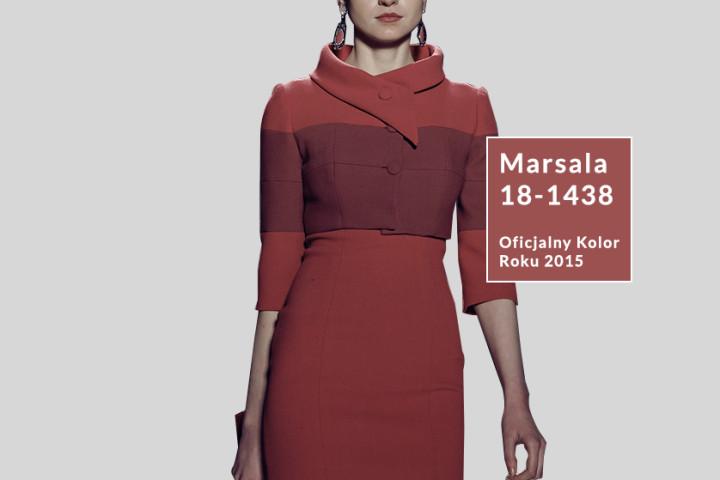 Kolor roku 2015 - Marsala
