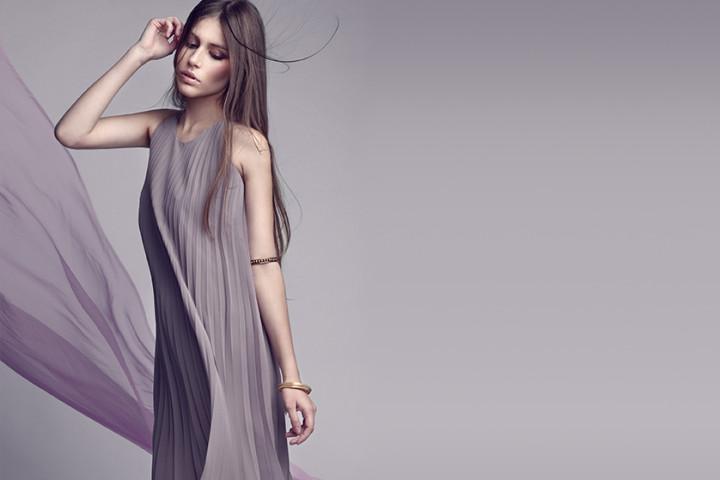 Sukienki maxi na walentynki