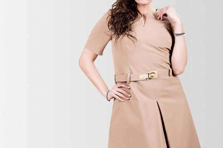 Sukienki – duże rozmiary też piękne