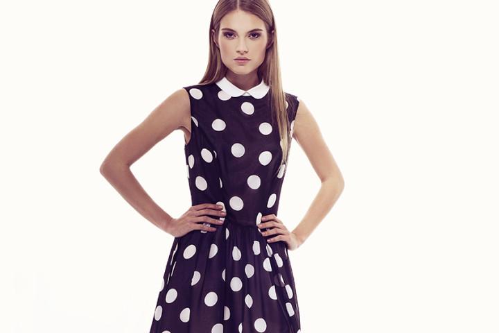 Sukienki na wiosnę 2015 – przegląd trendów