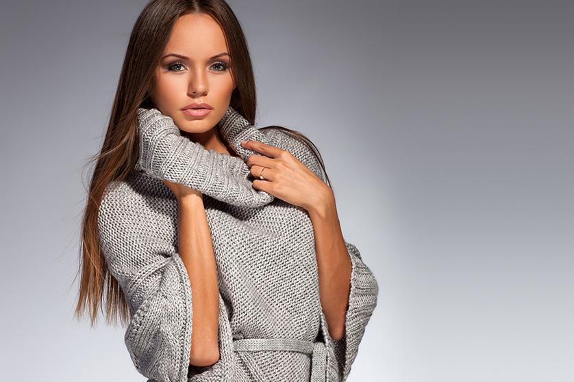 595c1bc31da9f0 Swetry wełniane damskie - Blog o modzie, urodzie i stylu
