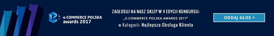 Konkurs e-Commerce Polska awards 2017. Zagłosuj!
