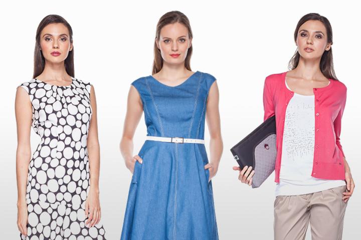 Moda z najwyższej półki - Modesta, Aryton, Vito Vergelis