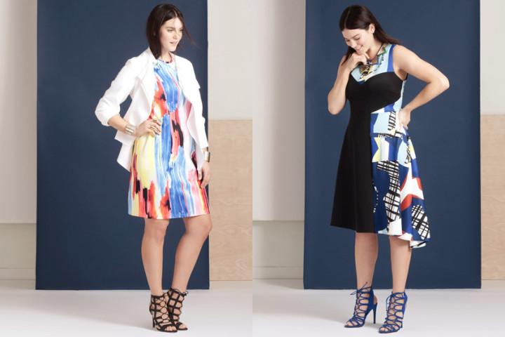 Sukienki wizytowe – duże rozmiary są piękne!