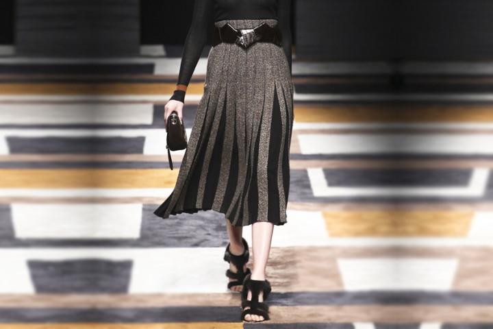 Modne spódnice w stylu retro na jesień 2015