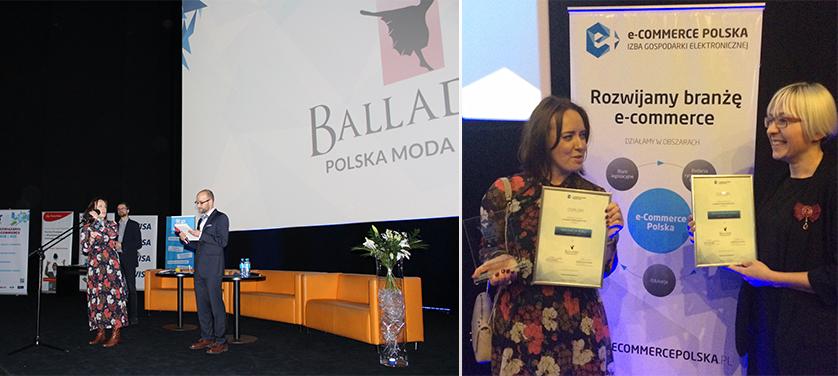 balladine_laureatem_konkursu_ecommerce_polska_awards_2015