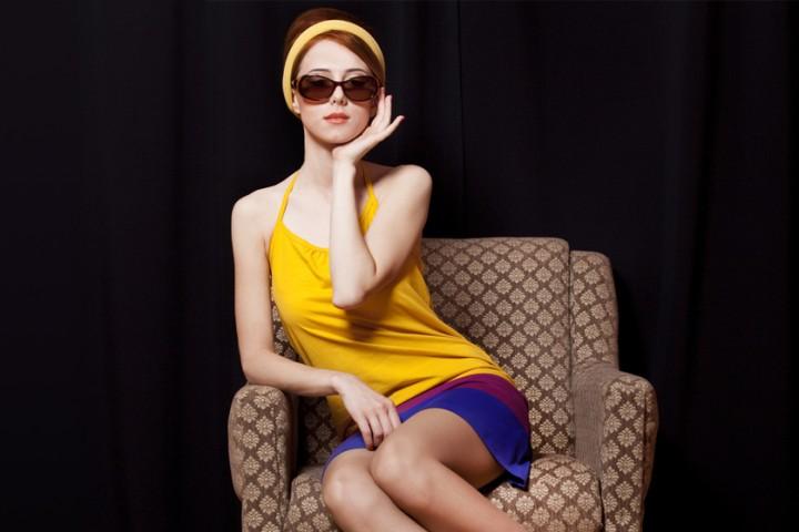 Lata 60-te w modzie wiecznie żywe