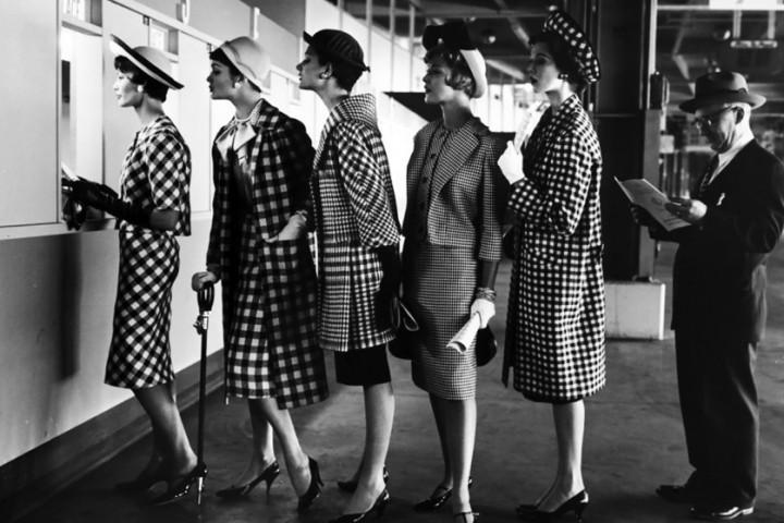 Moda na przestrzeni lat