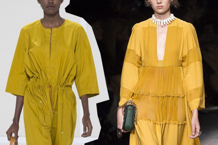Żółty modny przez cały rok?