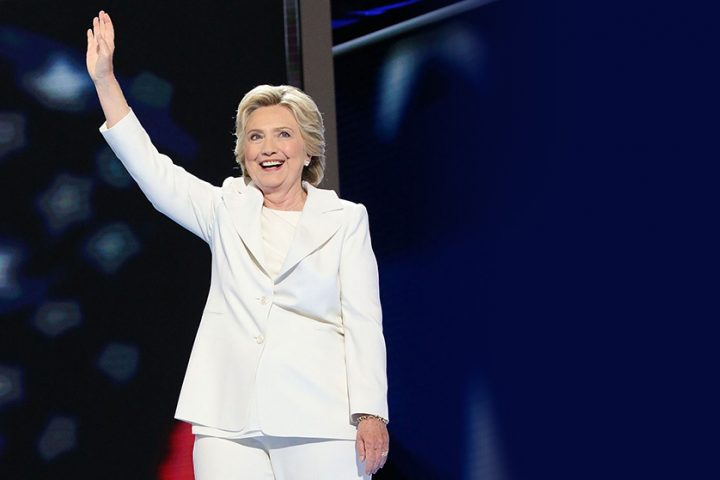 Styl Hillary Clinton