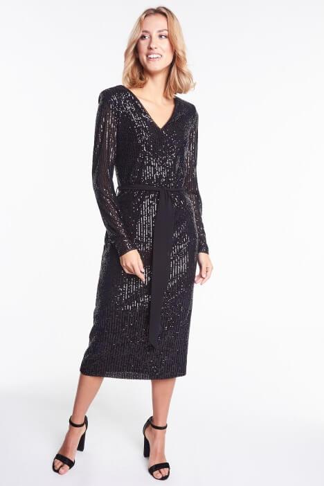 Sukienki na święta dla kobiet 40+