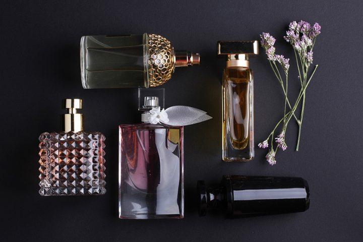 Nowoczesne perfumy ratują kwiaty