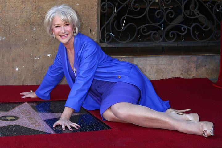 Ubieraj się kobieco jak Helen Mirren!