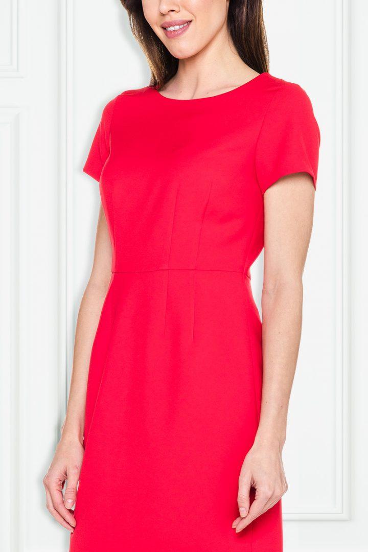 Czerwona sukienka - Sobora