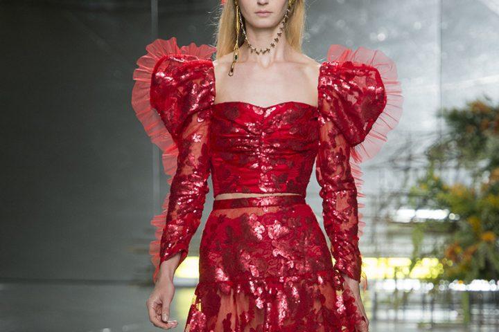 Moda rozgrzana do czerwoności