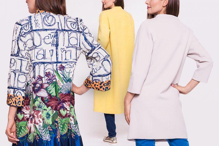 3 modne stylizacje z płaszczem