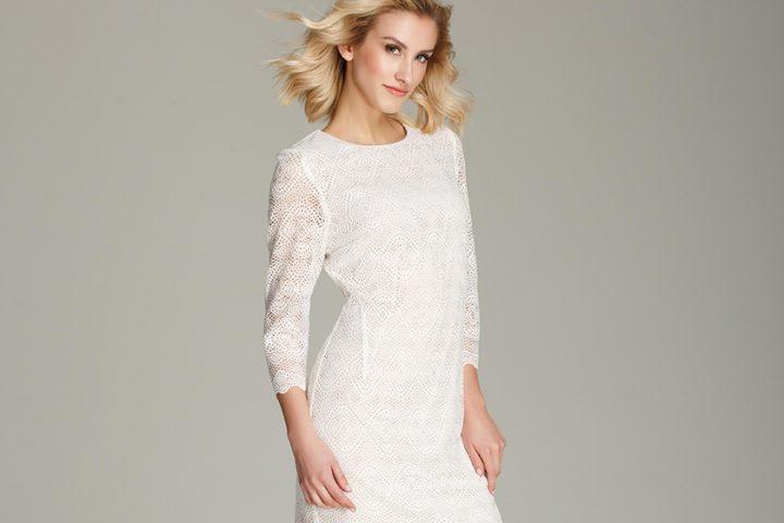 Najpiękniejsze koronkowe sukienki sezonu