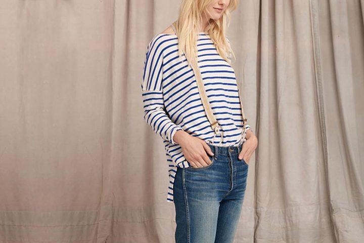 Bluzki idealne do dżinsów