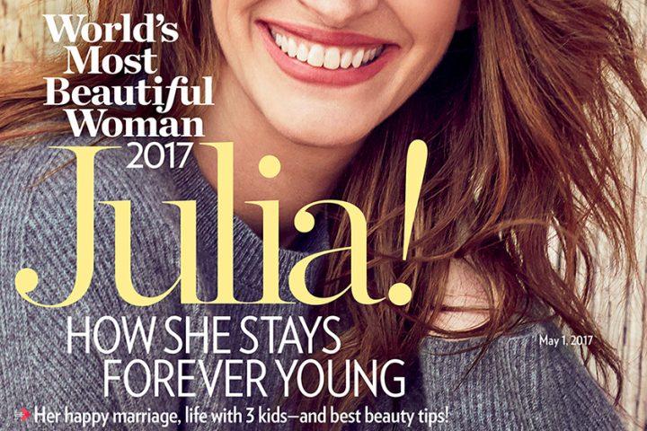 """Najpiękniejsi według magazynu """"People"""""""