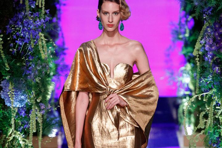 Couture w stylu gwiazd złotej ery Hollywood, cz.1