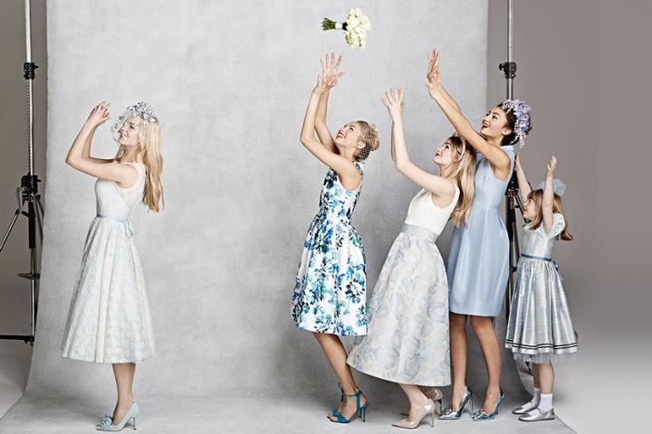 Sukienki na jesienne wesela