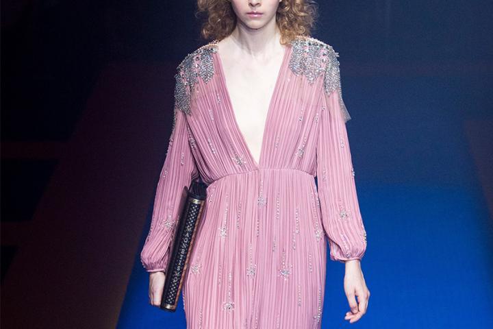 Wiosenne inspiracje domu mody Gucci