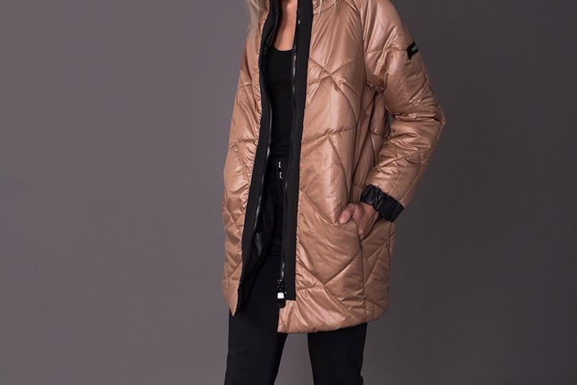 bd0c11b6989221 Pikowane kurtki, w zależności od rodzaju wypełnienia, będą idealnym  rozwiązaniem na pierwsze jesienne chłody i mroźne zimowe dni.