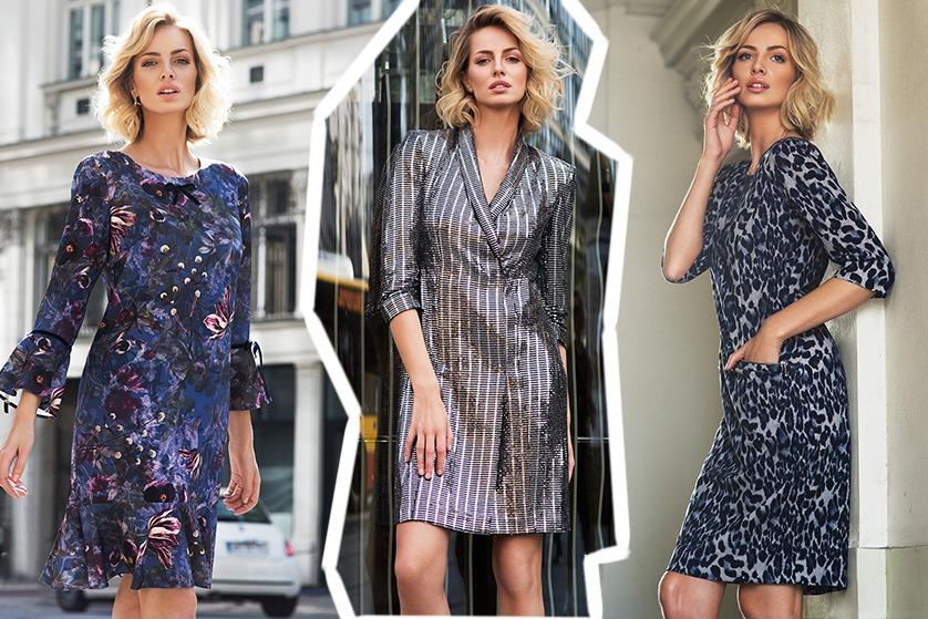 Jakie ubrania i akcesoria będą modne w sezonie jesienno-zimowym  Na  światowych wybiegach można już zaczerpnąć inspiracji d9ba204fdf
