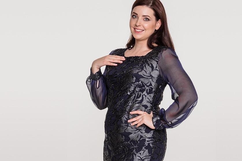 eeb8bd22df Odpowiednio dobrane stroje pozwalają czuć się komfortowo i modnie bez  względu na rozmiar. Sukienki plus size z oferty Balladine.com idealnie  realizują ten ...