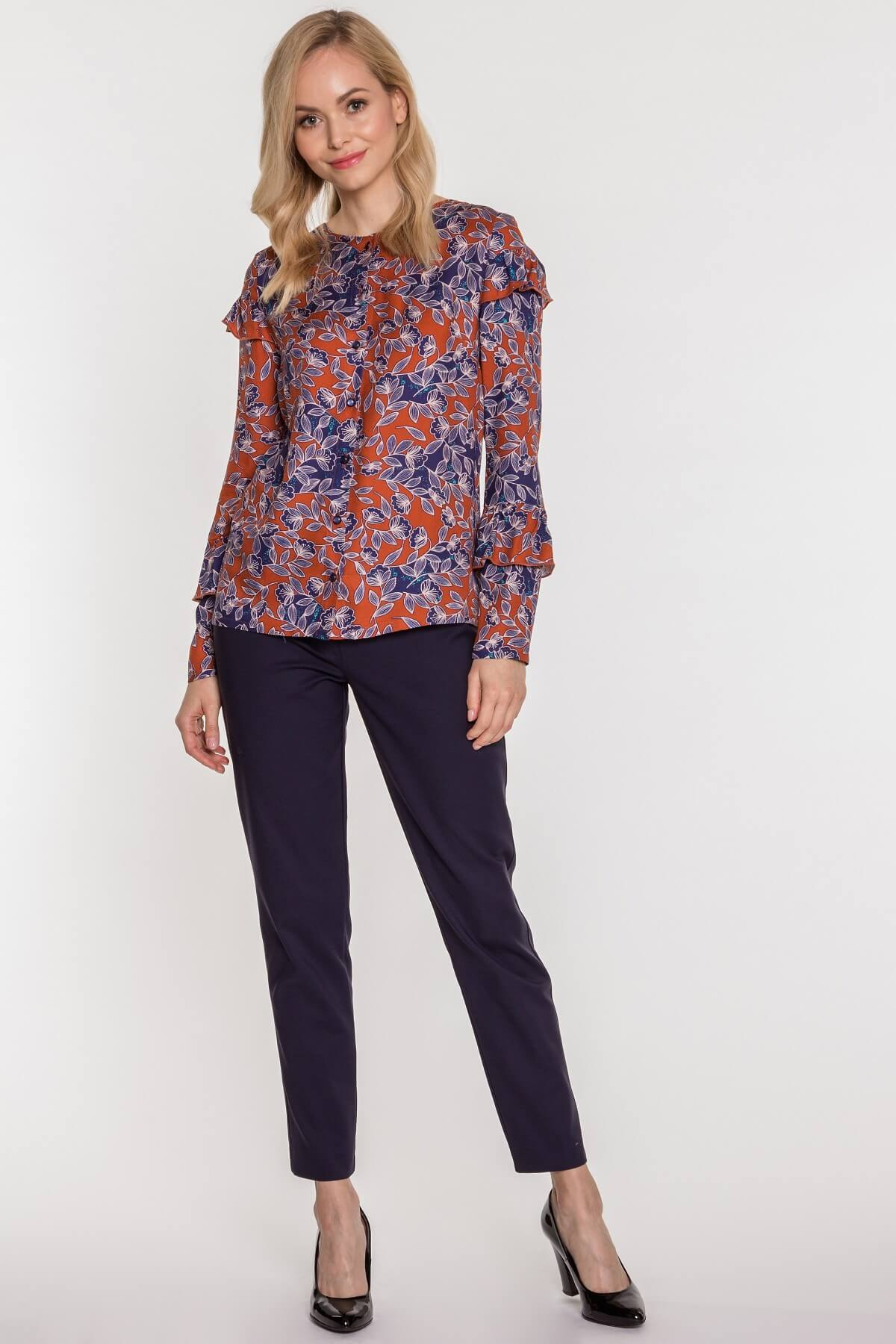 27ffa33f77 Zimowe stylizacje – modne kolory na zimę - Blog o modzie