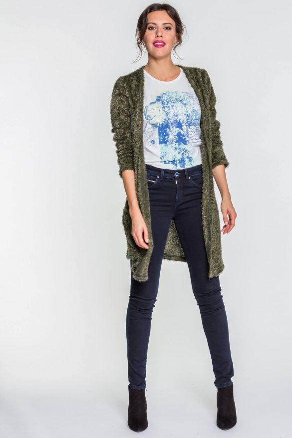 Kardigan damski. Długi kardigan – jak nosić?