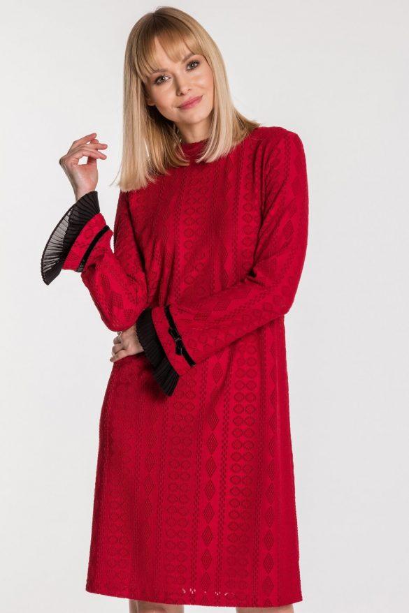 Zimowe stylizacje – modne kolory na zimę