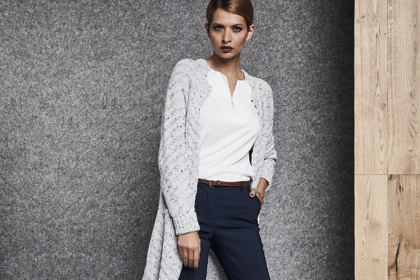 614bb45cbb Kardigan damski. Długi kardigan – jak nosić  - Blog o modzie ...