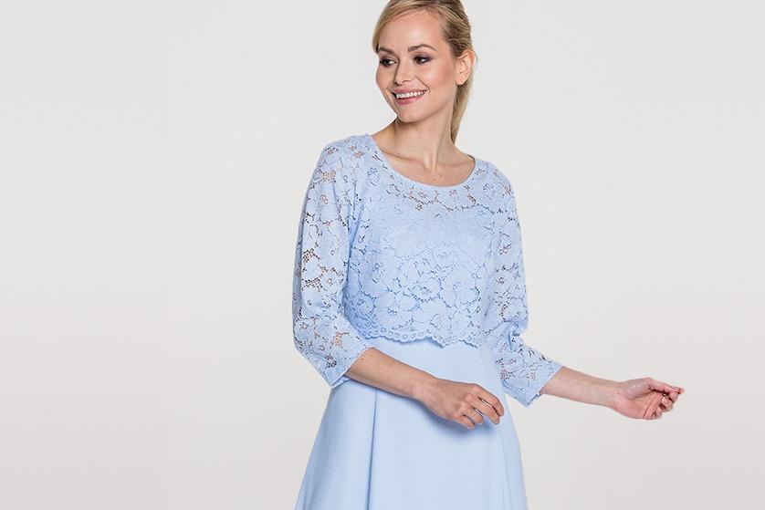406f046ba6 Sukienki na studniówkę pozwalają zjawiskowo wejść w dorosłość. Choć młode  dziewczyny lubią się prześcigać w wyborze najbardziej eleganckich sukni ...