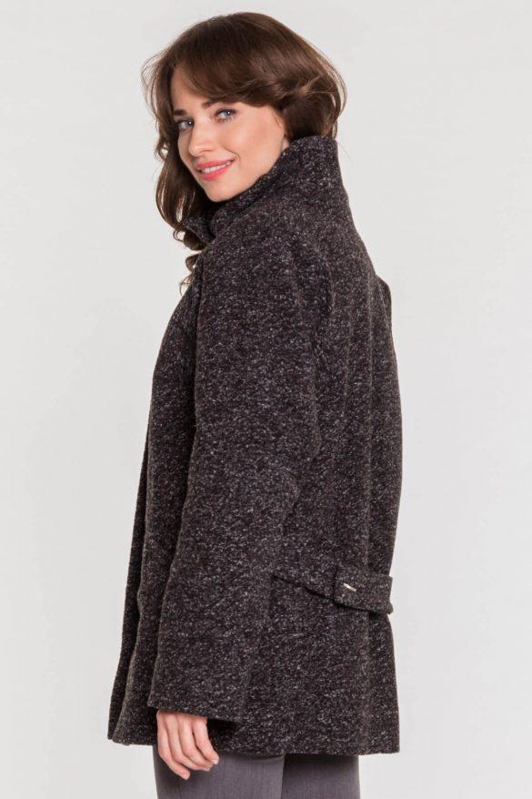 Płaszcze z tkaniny bouclé – czy sprawdzą się w jesienne dni?