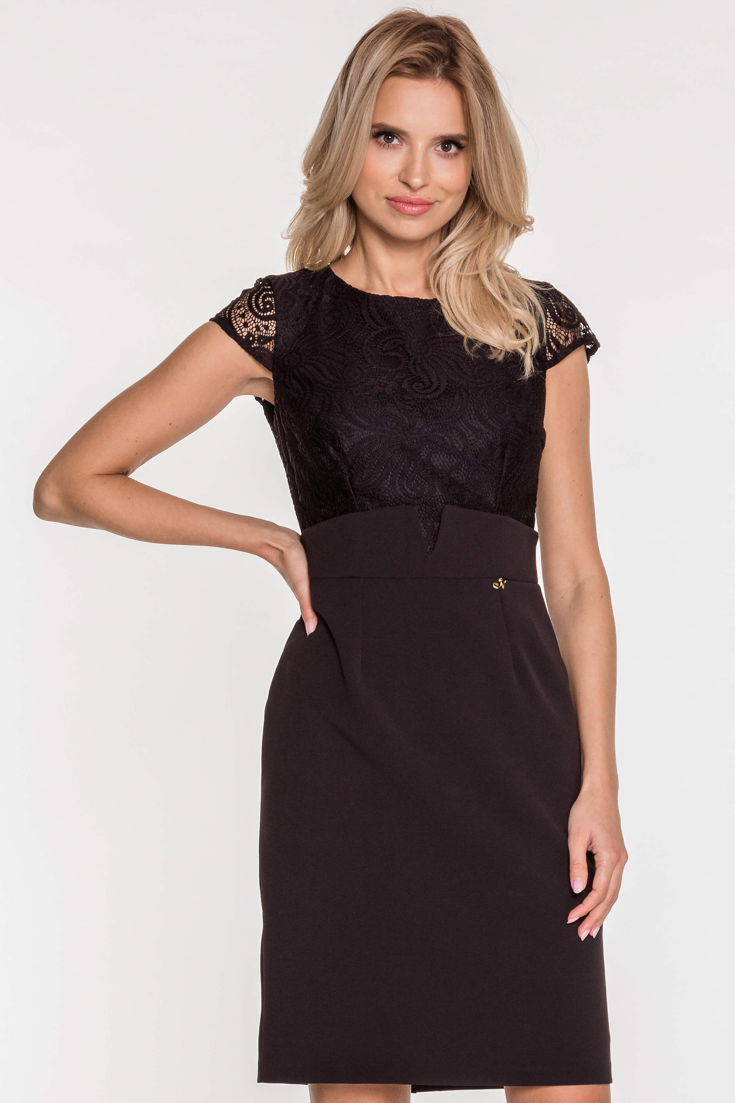 570cac0413 Dodatki do czarnej sukienki na wesele – jak ożywić czarną sukienkę ...