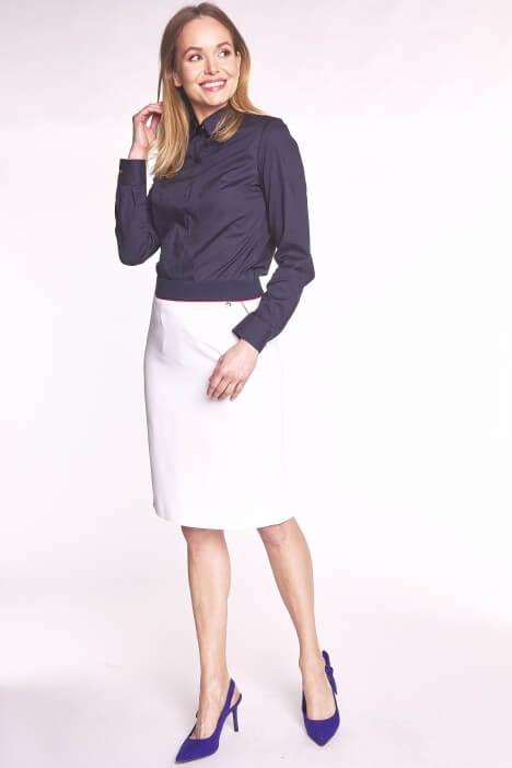 Eleganckie spódnice biznesowe