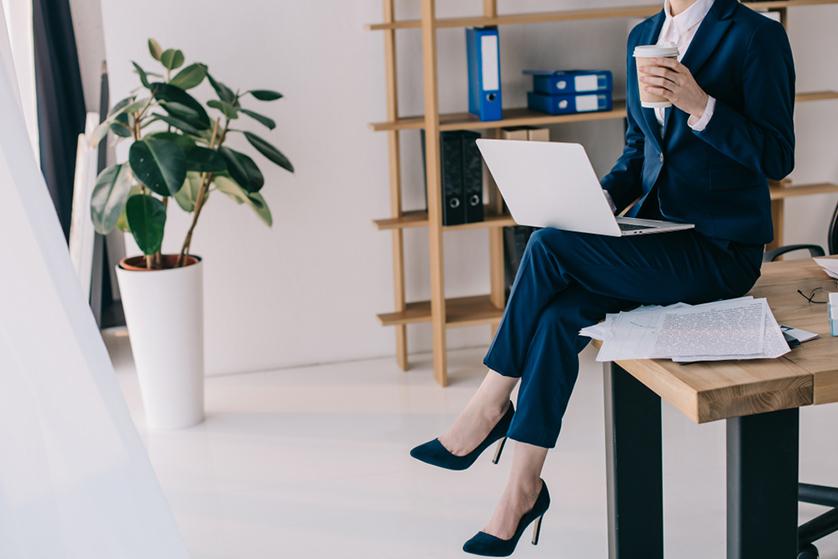 a18bf070 Eleganckie spodnie do biura – jaki fason wybrać? - Blog o modzie ...