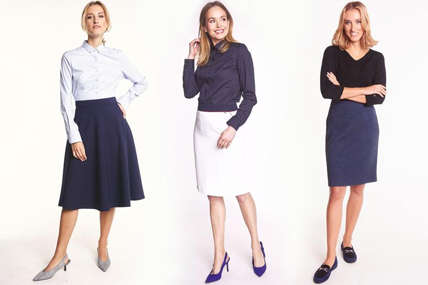 Eleganckie spódnice biznesowe Blog o modzie, urodzie i stylu