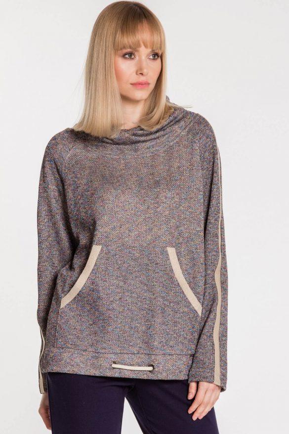 Ciepłe bluzy damskie – wygoda na co dzień