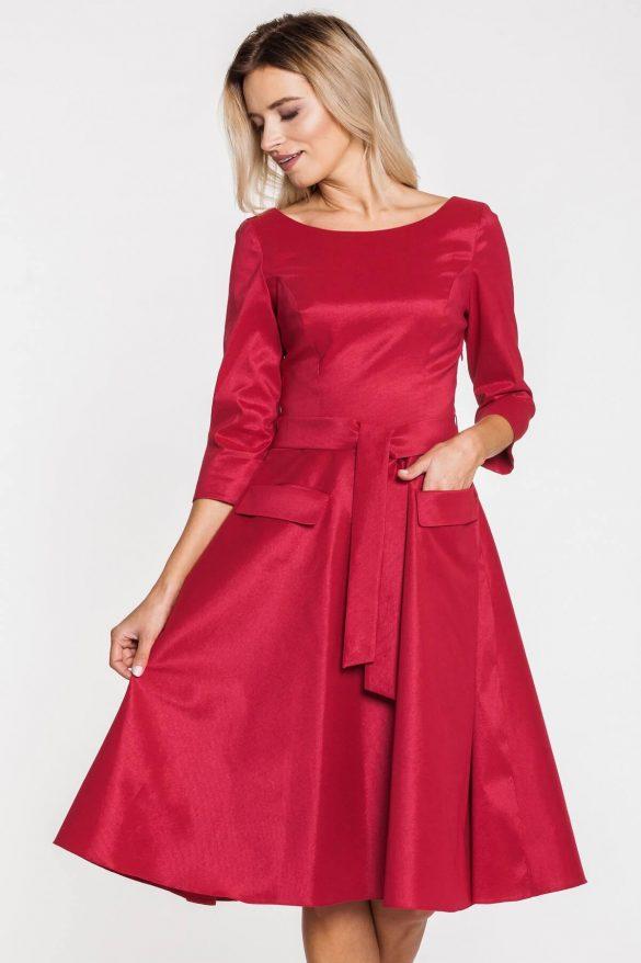 Sukienki rozkloszowane na różne okazje
