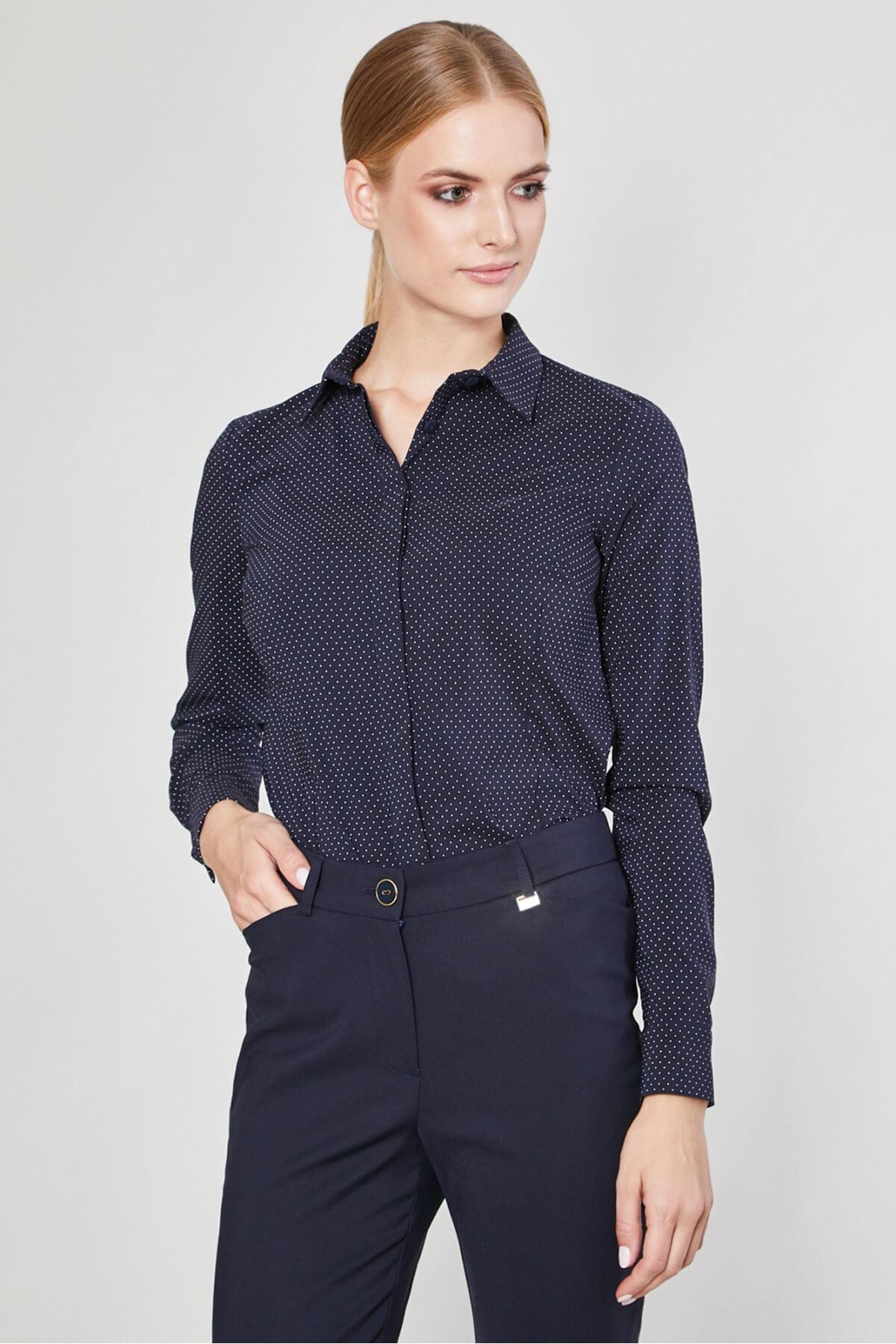 8602ae2a2 Eleganckie koszule damskie – w wersji do biura, na co dzień i ...