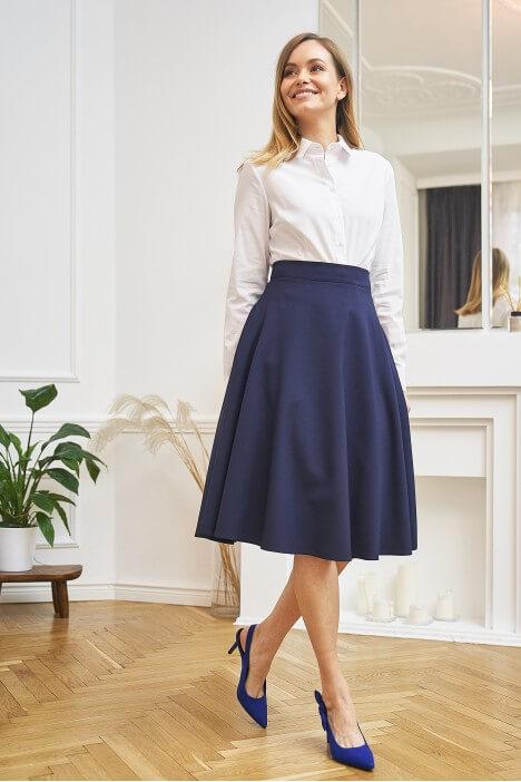 Spódnice – klasyczne kroje dla każdej sylwetki