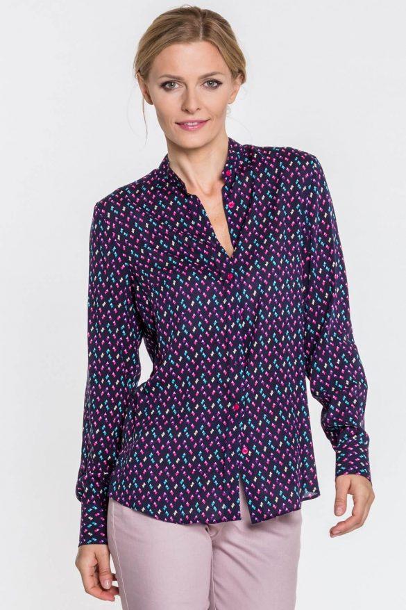 Eleganckie koszule damskie – w wersji do biura, na co dzień i wieczór